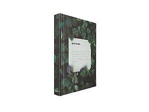 CAIXA LIVRO BOOK BOX NATURE