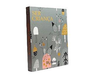 CAIXA LIVRO BOOK BOX SER CRIANCA