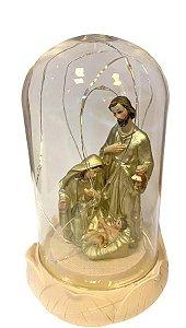 Cupula Sagrada Famila com Luz de Led