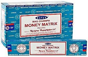 Incenso Satya Money Matrix Massala