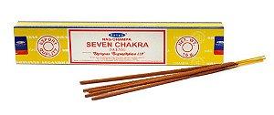 Incenso Satya Seven Chacra Massala