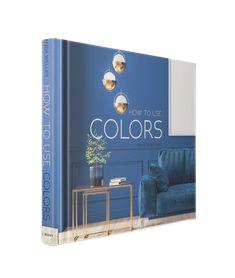 CAIXA LIVRO BOOK BOX HOW TO USE COLORS