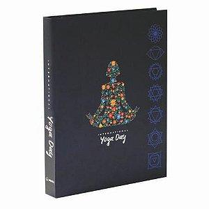 CAIXA LIVRO BOOK BOX YOGA