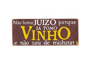 Box Nao tomo vinho 12x30
