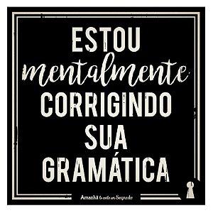 Ima Porta Copos Gramatica