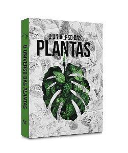 CAIXA LIVRO DECOR PLANTAS