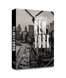 CAIXA LIVRO DECOR JANELA DE NEW YORK