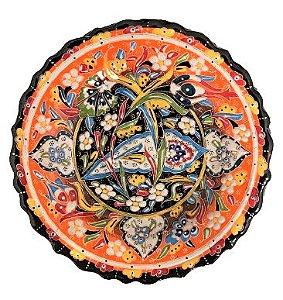 Prato Turco Decorativo 25cm