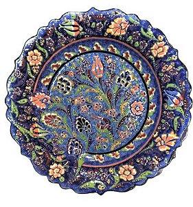 Prato Turco Decorativo 30cm