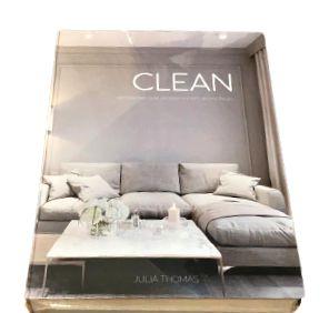 CAIXA LIVRO BOOK BOX CLEAN
