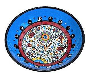 Tigela Turca Milenium 20cm Decorativa