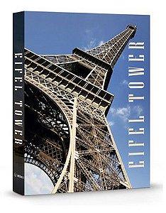 CAIXA LIVRO BOOK BOX EIFFEL TOWER