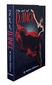 CAIXA LIVRO BOOK BOX DANCE