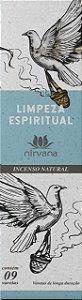 Incenso Nirvana Limpeza Espiritual