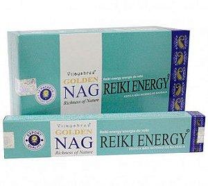Incenso Massala Golden - Nag Reiki Energy