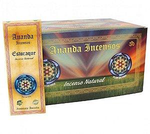 Ananda Incensos - Purificador do lar Estoraque
