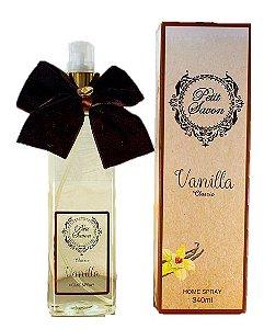Home Spray Vanilla 340ml - Petit Savon