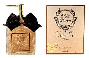 Sabonete Líquido Vanilla 350ml Petit Savon