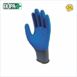 LUVA ANTIDERRAPANTE AZUL SS 1005 SUPER SAFETY CA 32035
