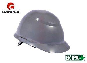 Capacete de Segurança Completo com Carneira e com Jugular - Camper CA 34.414 - Várias Cores