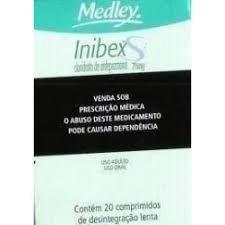 Anfepramona 75mg - Inibex (3 caixas com 20 comprimidos )