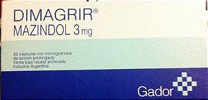 DIMAGRIR & MAZINDOL 3MG