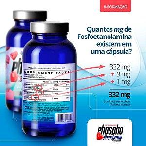 Fosfoetanolamina Phospho Ethanolamine Federico Diaz