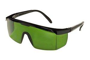 Óculos de Proteção Jaguar Verde