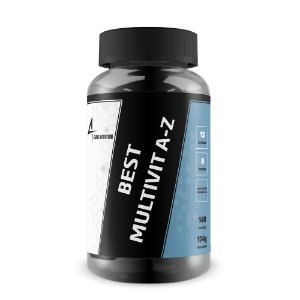 Best Multvitaminico A-Z 1000mg 120 Soflgels 4Gains Nutrition