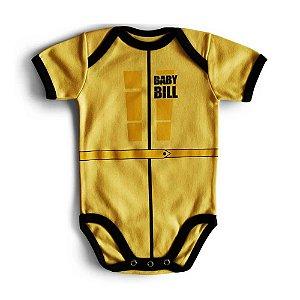 BODY BEBÊ BABY BILL HONEY PEPPERS