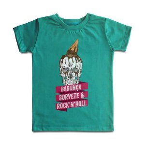 CAMISETA INFANTIL BAGUNÇA HONEY PEPPERS