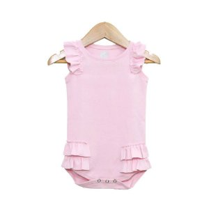 BODY BEBÊ BABADO CANDY GÔG BASIC