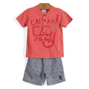 CONJUNTO INFANTIL BEACH UP BABY