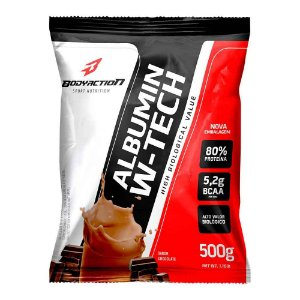ALBUMIN W-TECH - 300G - BODY ACTION