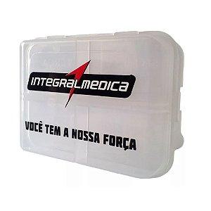 PORTA CÁPSULAS - 8 ESPAÇOS - INTEGRALMEDICA
