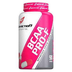 BCAA PRO-F - 90 CÁPS - BODY ACTION