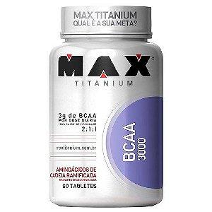BCAA 3000 - 60 TAB - MAX TITANIUM
