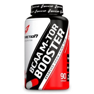 BCAA M-TOR BOOSTER - 90 CÁPS - BODY ACTION