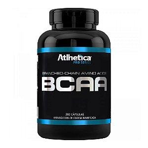 BCAA PRO SERIES - 200 CAPSULAS - ATLHETICA