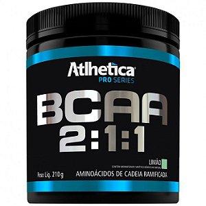 BCAA 2:1:1 PRO SERIES - 210G - ATLHETICA
