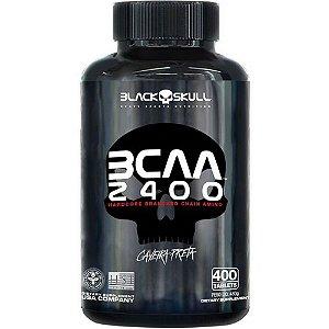 BCAA 2400 - 400 TABS - BLACK SKULL