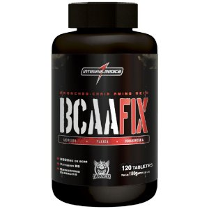 BCAA FIX 120 V2 - 120 TBL - INTEGRAL MEDICA
