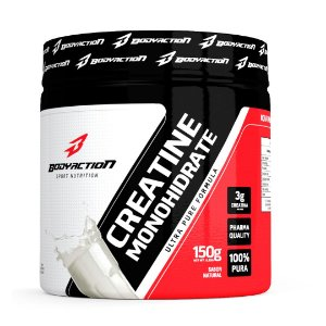 CREATINE MONOHIDRATE - 150G - BODY ACTION