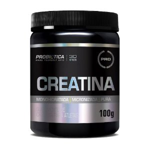 CREATINA PURA  - 100G - PROBIÓTICA