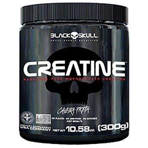 CREATINA - 300G - BLACK SKULL