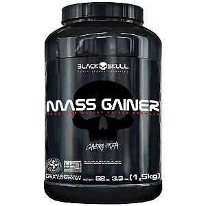 MASS GAINER POTE - 1,5KG - BLACK SKULL