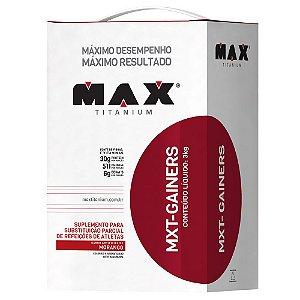MXT GAINERS - 3KG - MAX TITANIUM