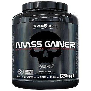 MASS GAINER POTE - 3KG - BLACK SKULL