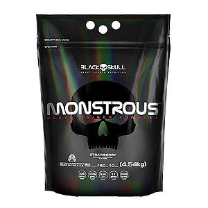 MONSTROUS - 4540GR - BLACK SKULL