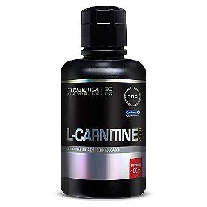 L-CARNITINA 2000 - 400ML - PROBIÓTICA
